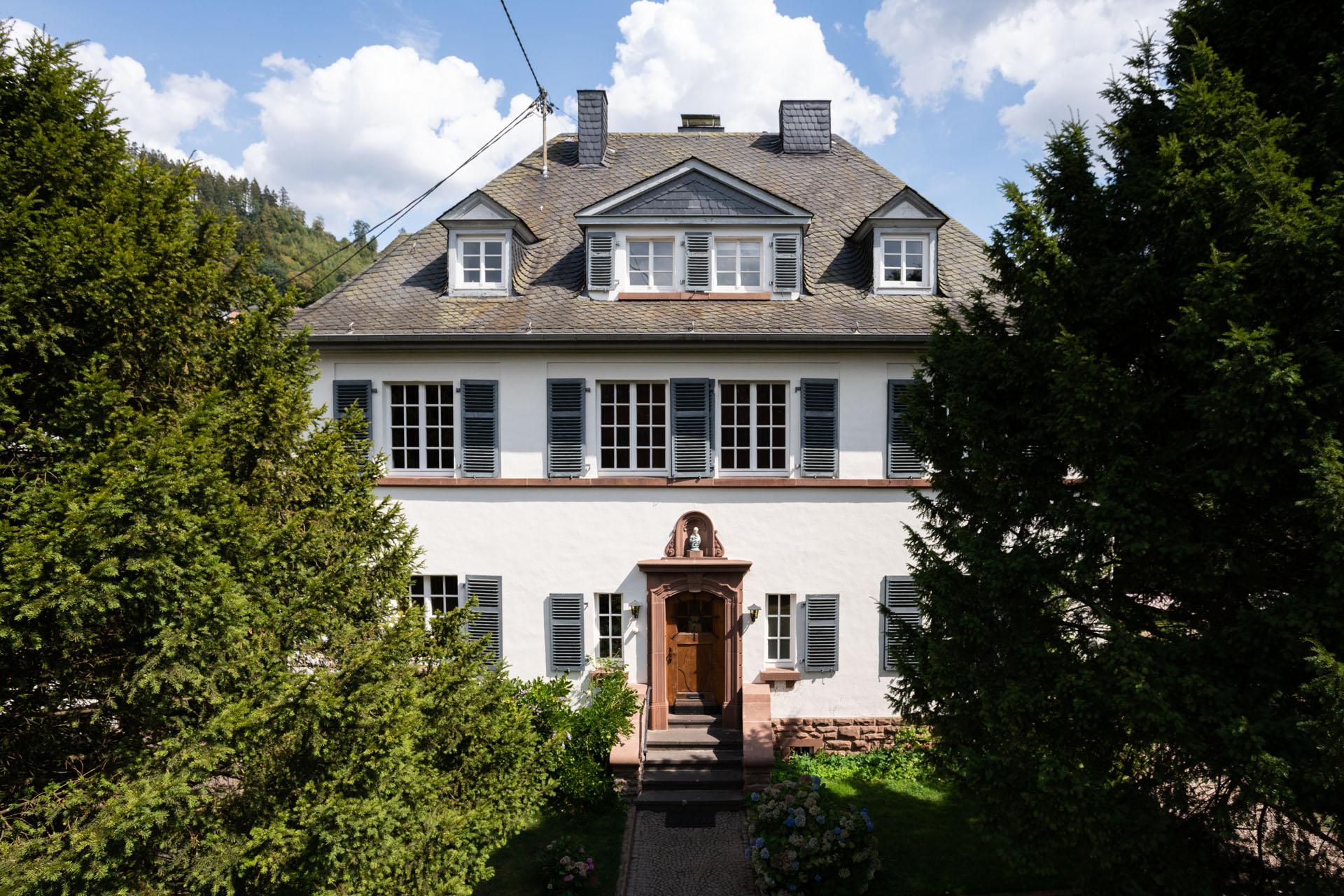 Das Alte Pfarrhaus, max 10 Personen